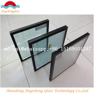 Double Glass with Hollow pictures & photos