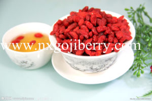 New Crop High-Quality Ningxia Zhongning Gojiberry for Sales pictures & photos
