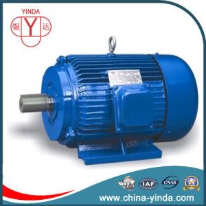 Cast Iron Frame - Dahlander 4/2 Pole - Constant Torque Electric Motor pictures & photos