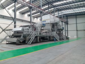 Paper Machine for Pulp and Paper Turnkey Project with Best Solution for Paper Mill pictures & photos