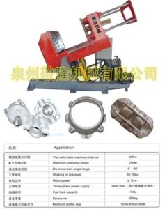 Aluminium / Zinc Alloy Die Casting Machine Jc-Xz950 pictures & photos