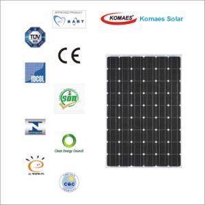 225W Solar System PV Panel Solar Panel with TUV IEC Mcs CE Cec Inmetro Idcol Soncap Certificate
