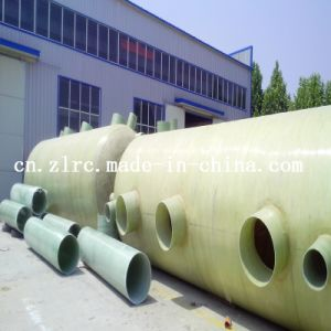 Underground FRP Septic Tank Fiberglass Chemical Tank pictures & photos
