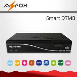 HD1080p Dual Core Android OS IPTV Smart Dtmb pictures & photos