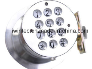 Electronic Code Lock (V-MRYL99-SS) pictures & photos
