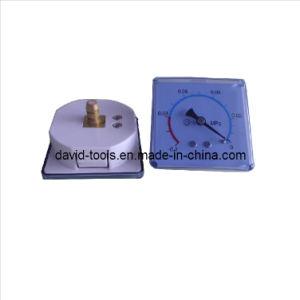 Square Case Vacuum Pressure Gauge