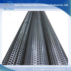 Polished Stainless Perforated Metal Tube pictures & photos