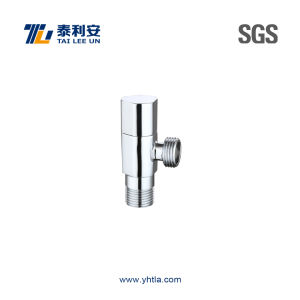 High Quality Chrome Plated Angle Valve (T1050) pictures & photos