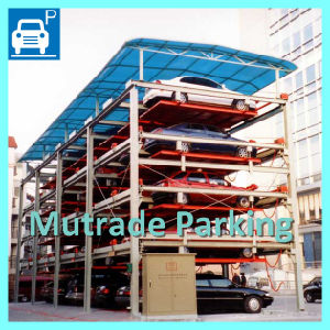 Vertical and Horizontal Parking Lift Mechanism pictures & photos