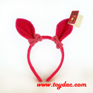 Plush Rabbit Hairpin pictures & photos