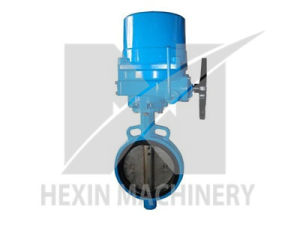 Iron Casting for V Butterfly Valve pictures & photos