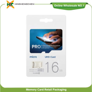 Memory Card 16GB Micro SD Card for Samsung PRO with Plastic Package pictures & photos