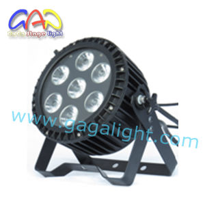 Outdoor DJ Lighting Small PAR Light Flat LED PAR pictures & photos