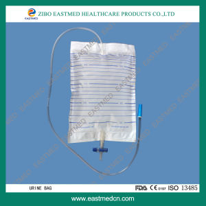 1500ml Disposable Urine Bag with Ce&ISO Approved pictures & photos