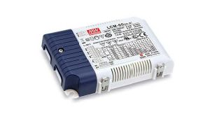LCM-60 60W Multiple-Stage Constant Current Mode LED Power Supply