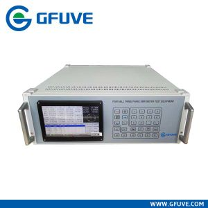 Electronic Test and Measurement Instrument Three Phase Energy Meter Tester pictures & photos