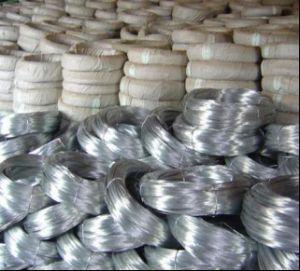 20gauge Galvanized Soft Wire to Dubai Market/Gi Binding Wire pictures & photos