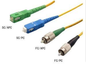 FC/Sc/St/ LC Fiber Optic Pigtail pictures & photos