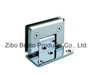 Stainless Steel Glass Hinge Hardware/Hinges for Glass Panels pictures & photos