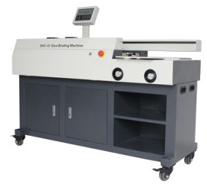A3 Glue Book Binding Machine (WD-D60A3) pictures & photos