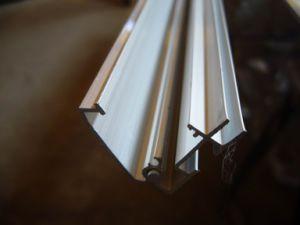 Aluminum Extrusion/Industrial Aluminium Profiles pictures & photos
