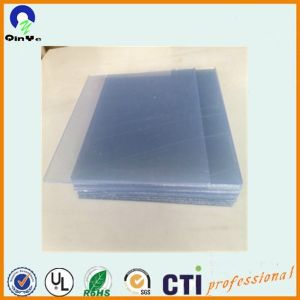 2mm Thickness Transparent PVC Sheet for Thermoforming pictures & photos