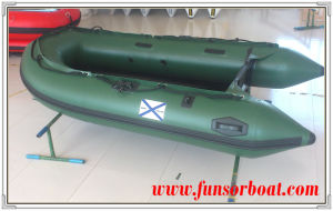 River Inflatable Boat with Airmat Floor (FWS-D290) pictures & photos
