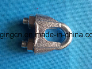 DIN741 Malleable Wire Rope Clip for Rope pictures & photos