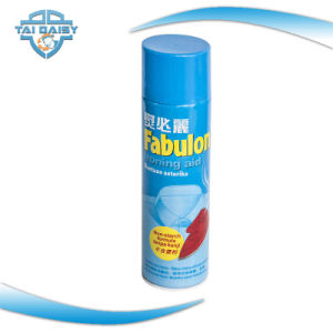 Quality Laundry Clothes Iron Starch Spray Aerosol Spray pictures & photos