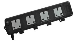 British Extension Strip, UK Power Strip, UK Power Socket pictures & photos