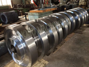Steel Forged Flange Wheels for Transportation Equipment pictures & photos