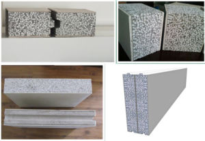 Precast Foamed Sandwich Wall Panel pictures & photos