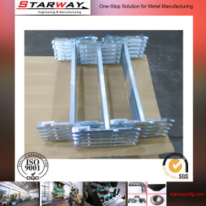 Machine Construction Sheet Metal Metal Parts Stamping Part pictures & photos