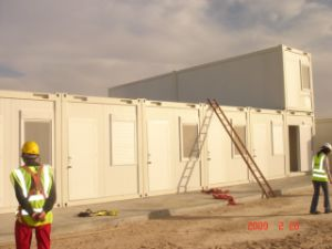 Low Cost Prefabricated Building pictures & photos