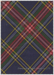 Printed PVC Coated Polyester Fabric - Scotland- 3002