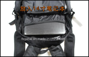 Waterproof Lightweigth Folding Laptop Notebook Backpack for Sports Travel pictures & photos