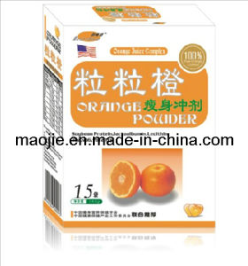 Best Health Food Weight Loss Product Orange Powder (MJ-15 sachets) pictures & photos
