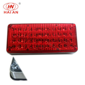 Red LED Strobe Emergency Vehicle Side Mount Flash Lights (TBF-837L1-R) pictures & photos