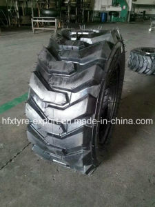 Skid Steer Loader Tire, 10-16.5 off The Road Tires, Industral, OTR Tire pictures & photos