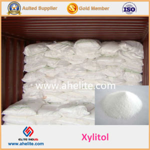 Functional Nutritional Sweetener 10-30 Mesh Xylitol Powder pictures & photos