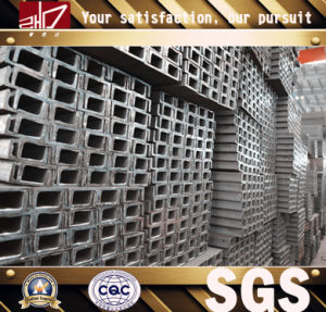 U Channel Steel with All Standards pictures & photos