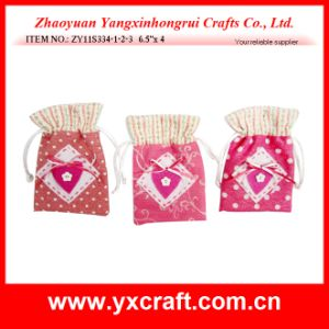 Valentine Decoration (ZY11S334-1-2-3) Valentine Sack Purse Valentine Wholesale Gifts pictures & photos