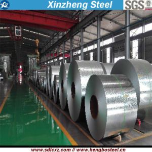 (0.125mm-6.0mm) Dx51d Roofing Sheet Metal Steel Material Galvanized Steel Coil pictures & photos