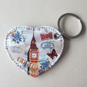 Custom Promotion Gift Plastic Key Ring Key Chains pictures & photos