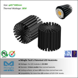 Excellent Heat Dissipation LED Heatsink for Spot Light Down Light