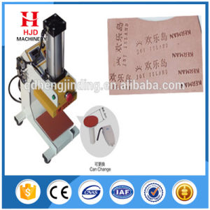 Small Size Pneumatic Heat Rosin Press Industrial Printer pictures & photos