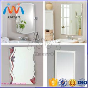 Extra Large/Oversized/Big Silver Framed Mirrors (round, rectangular)