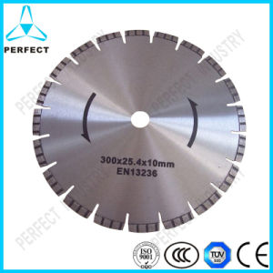 Cutting Granite Laser Welded Diamond Saw Blade pictures & photos