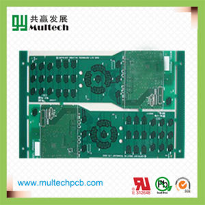 Double Side PCB Board/Circuit Board with Carbon Ink