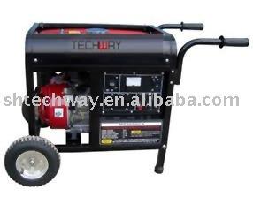 Tw6500e 5kw Gasoline Generator pictures & photos